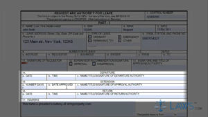 Learn How To Fill The Da Form 31 Request And Authority For Leave